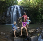 Elinjaa Falls