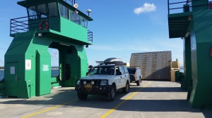 Personal ferry service to Hook Point