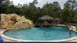 "The ""resort"" pool"