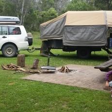 Mooraback camp
