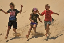 Fun in the dunes
