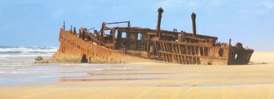 Maheno wreck