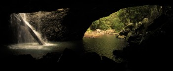 Natural Bridge, Springwood NP