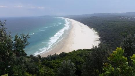 Watego beach