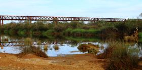 Algebuckina Bridge